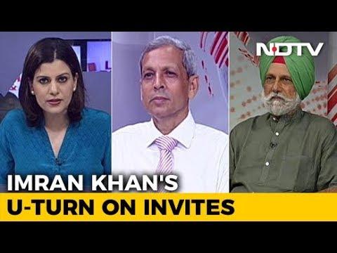 Imran Khan's U-Turn On Invites For Oath Ceremony