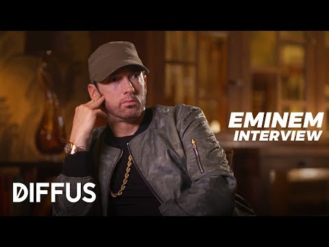 Eminem im Interview: Beyoncé, Erfolgsdruck und Freundschaft mit Dr. Dre | DIFFUS