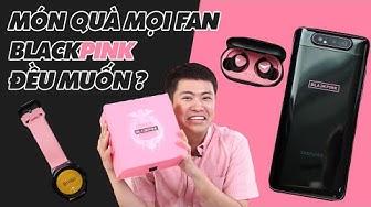 Món quà mà mọi fan BlackPink đều mong ước : Cực giới hạn, giá cũng cực chát !