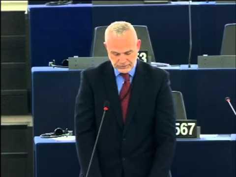 Jozo Radoš 29 April 2015 plenary speech on Progress Report on Bosnia and Herzegovina