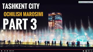 "Fountain of Tashkent-""O"