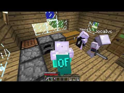 Minecraft Preživljavanje Na Ostrvu - Sezona 2 - Epizoda 7 - Drugi Sprat