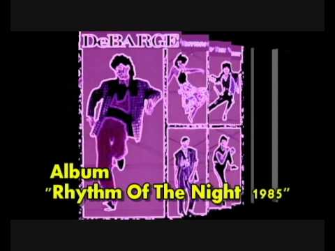 Soundtrack The Last Dragon 1985 DeBarge*Rhythm Of The Night* - Diane Warren