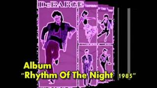 Soundtrack The Last Dragon 1985 DeBarge*Rhythm Of The Night* - Diane Warren
