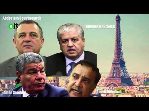 Bien mal acquis par des dirigeants algériens à Paris - AlterJT du 22/05/15 - 44