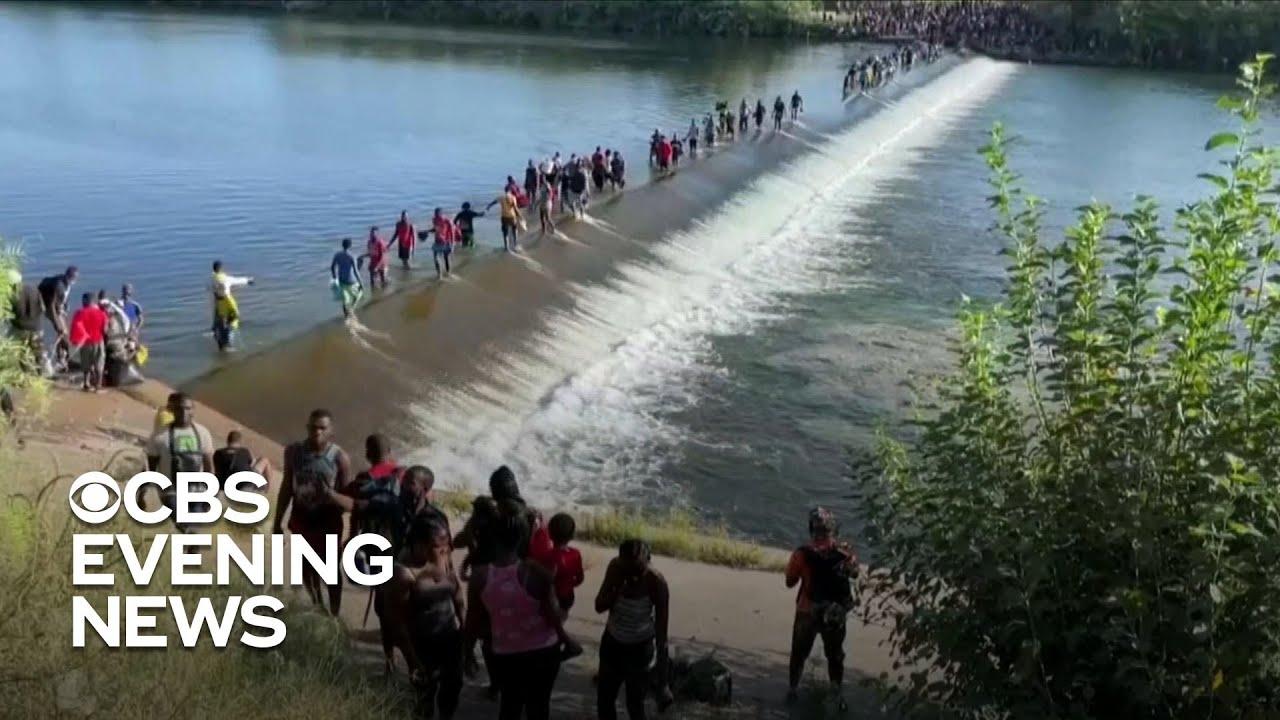 Biden Administration to Deport Haitians in Del Rio, Texas