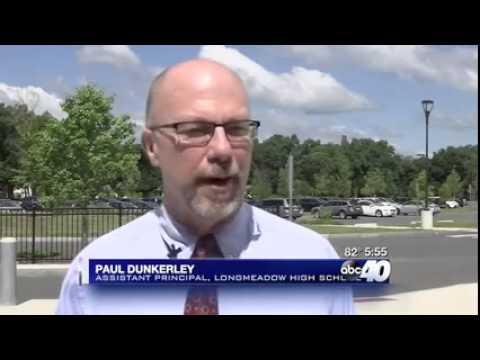Longmeadow High School Turns To WeatherBug - ABC 40 Reports