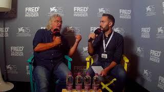 Paul Greengrass - 22 JULY - 75 Venice Film festival