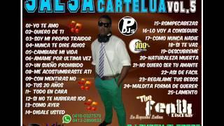 Salsa Matine Cartelua Vol 5 (Dj Ruben Alfredo El Moreno Latino)