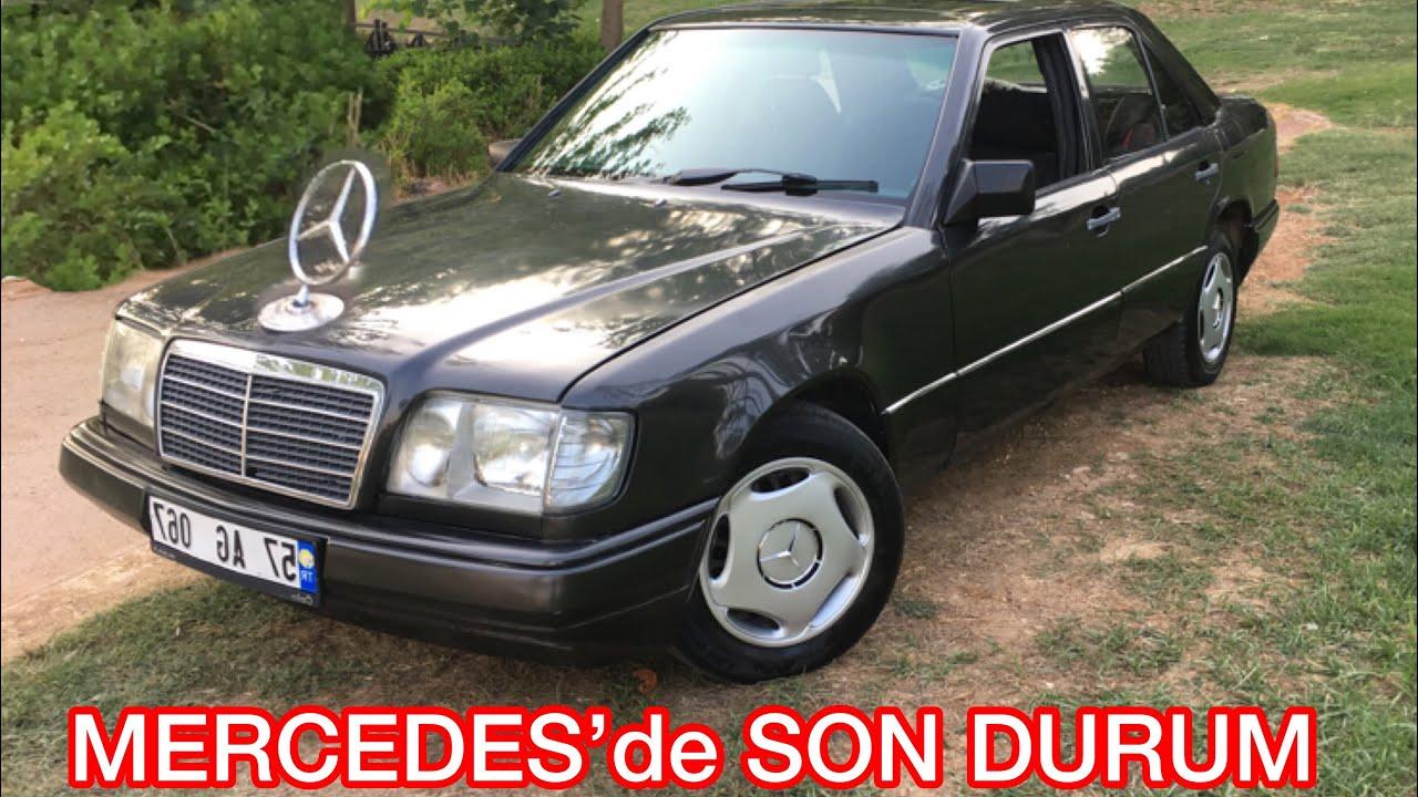 // 🚗 Mercedes Benz 230E W124 | POV | Test Drive | 4K