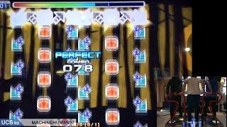 [Pump It Up Prime] UCS - Rock the House (락 더 하우스) CO-OP DP??