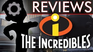 The Incredibles and The Incredibles Rise of the Underminer Game Review- The Game Gear Heads