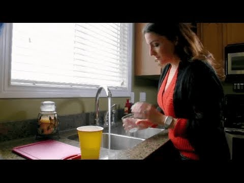 Kitchen Sink Smell Bad? Leaking? Helpful Tips from Roto-Rooter - YouTube