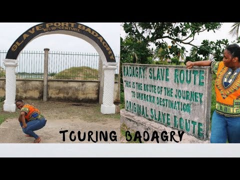My Trip To Badagry, Lagos, Nigeria. (The history of slavery in Nigeria x Whispering palms)