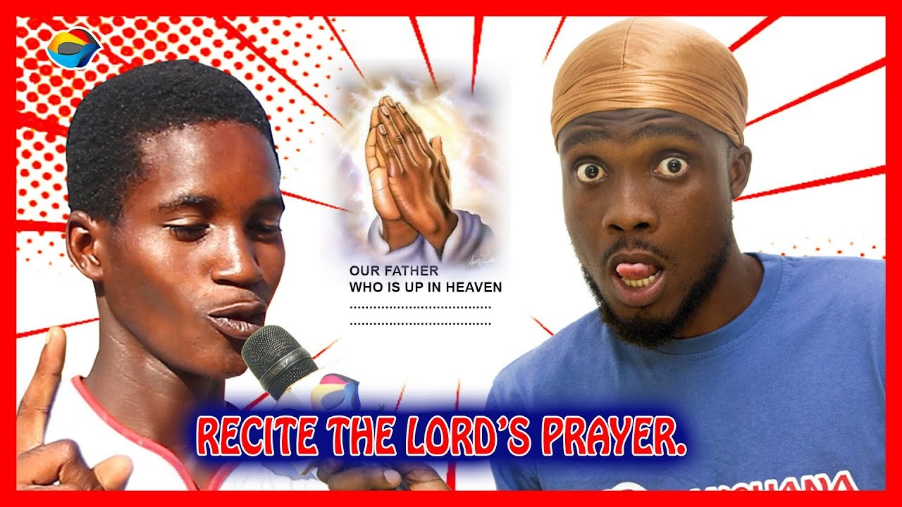 Download Recite the Lord's Prayer |StreetQuiz|FunnyVideos|FunnyAfricanVideos|AfricanComedy|AfricanHome
