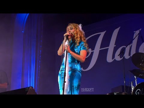 "Haley Reinhart ""Don't Know How To Love You"" Patio Theater Chicago In Support Of P.A.V.E."