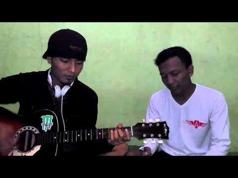 """Acoustic Radja """"suka Sama Suka"""" Cover By Angga"""