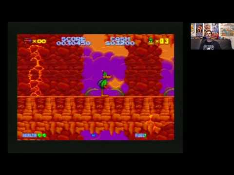 Daffy Duck: The Marvin Missions (SNES) live stream