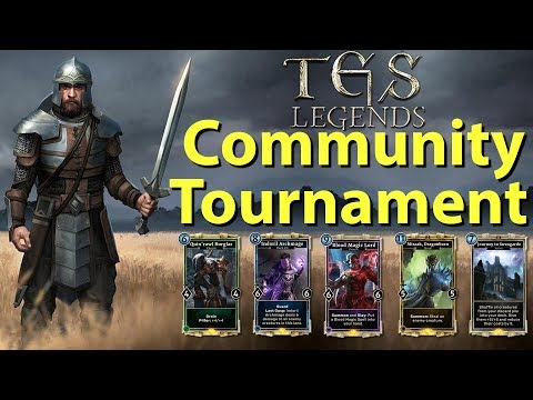 Fun Double Elimination Tournament | The Elder Scrolls: Legends