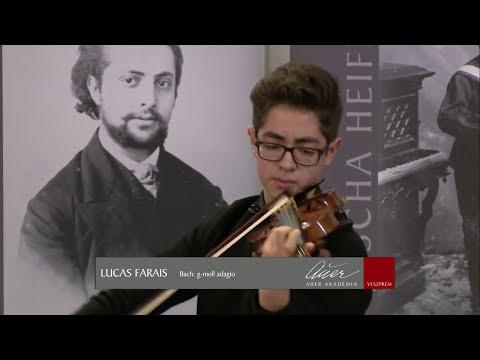 Master class with professor Zakhar Bron - Lucas Farias