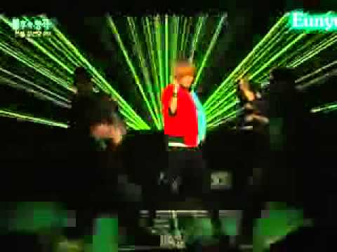 Taemin Dances to Skrillex
