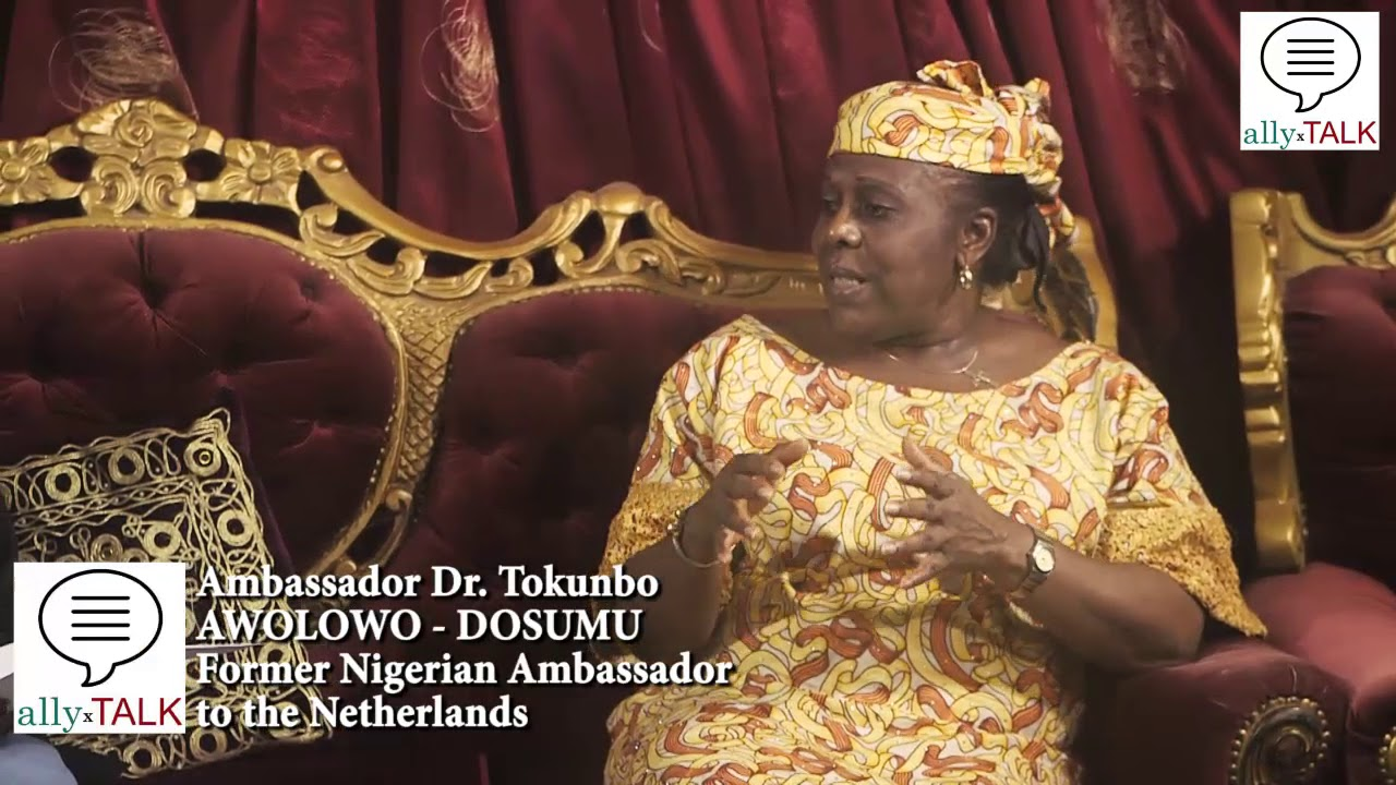 Dr Tokubo Awolowo Dosumu on Allyxtalk Africa part 3