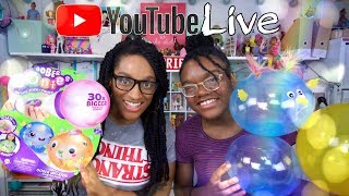 YouTube LIVE with The Froggys | Q&A | OOber OOnies | Fan Mail