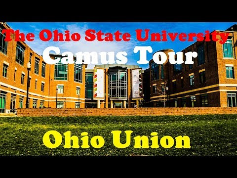 Campus is Alive | Ohio Union at The Ohio State University