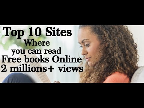 #1 Top 10 Sites Where You Can Read Free Books Online/Free Books 2018 | Read Books Online Free