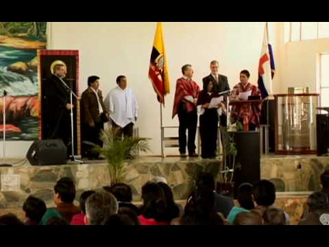 Quichua New Testament released in Ecuador