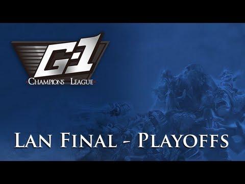 DK vs Orange - G-1 League 2013 playoffs - quarters, game 1