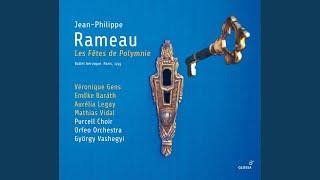 Les fetes de Polymnie: Prologue (Le Temple de Memoire) Scene 3: Guerriers, dont la victoire...
