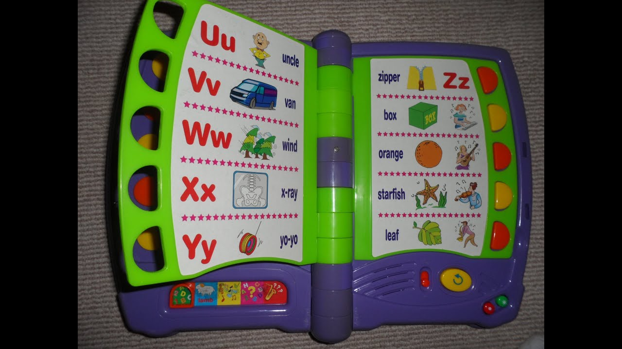 WORLDS BEST TEACHING & SPEAKING LEARNING NUMBERS & PHONICS TOY