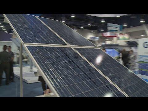 New solar tech