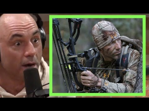 Joe Rogan On The Difficulty Of Bow Hunting