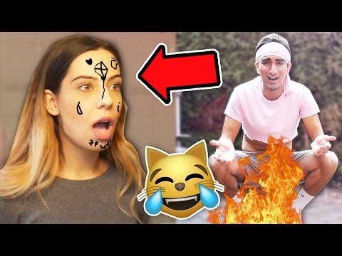 My Sister Said YES to EVERYTHING I SAID! (Must Say Yes 24 HOUR IMPOSSIBLE CHALLENGE)
