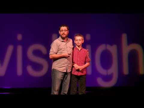 Kids can change the world | Matt and Jack Webb | TEDxLakeTra