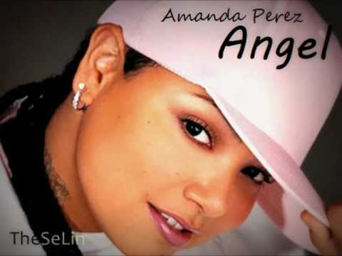Amanda Perez - Angel (Official Music)