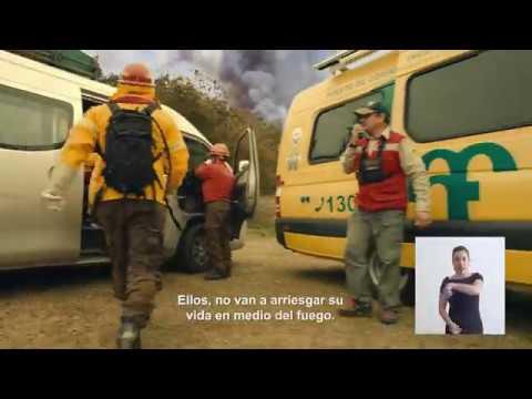 Campaña de Prevención de Incendios Forestales CONAF