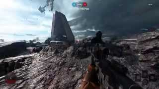 Star Wars: Battlefront Beta Gameplay 2560x1440p Maxed Out MSI 980Ti Lightning
