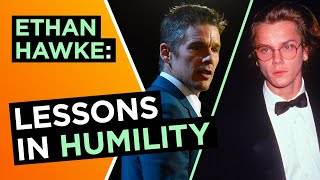 Ethan Hawke: You are everything and you are nothing | Big Think