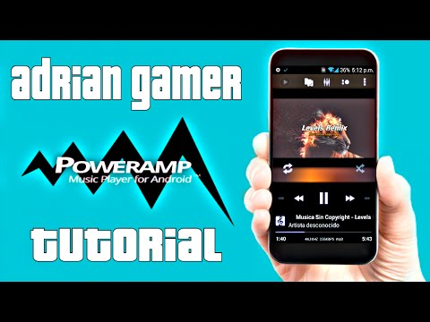 Poweram Music Player Full Tutorial #ROOT