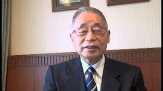 鍵山 秀三郎氏よりこども成功塾への推薦映像