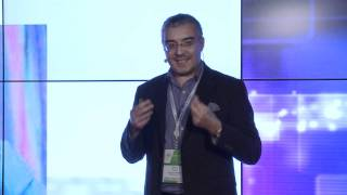 TEDxSkolkovo - Dmitriy Peskov - Foresight from foresight