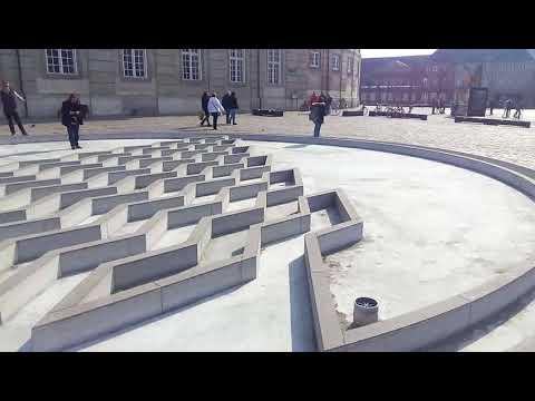 The Bertel Thorvaldsen Square, Copenhagen 2