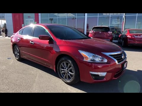 2015 Nissan Altima Reno, Carson City, Northern Nevada, Roseville, Folsom, NV A5146A