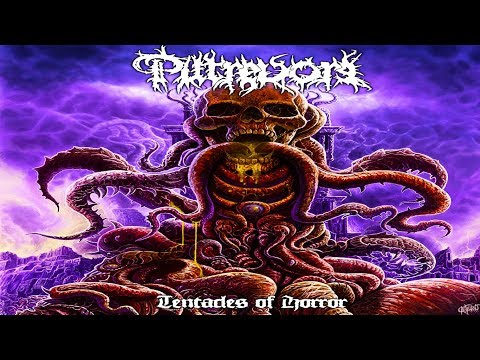 💀 Putrevore - Tentacles of Horror [Full-length Album] OSDM