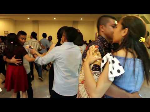 Dansa Timor Kefa Babatu_Wedding Party Redem & Vero, #AnjunganNTT #WeddingParty #Babatu