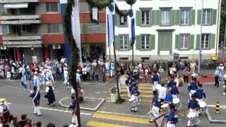 Colin at Lenzburger Jugendfest Parade (1)