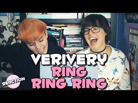VERIVERY - RING RING RING (불러줘) ★ MV REACTION